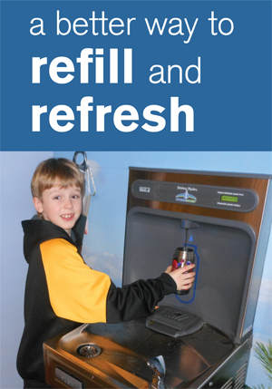 Water Bottle Filling Station Grants | Portland Water District
