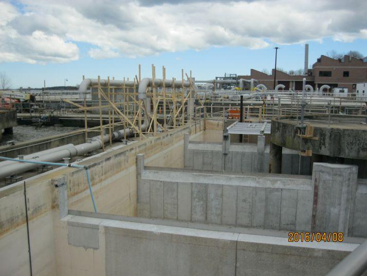 rebar and concrete walls