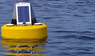 sebago lake buoy