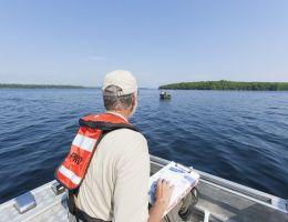 lake monitoring